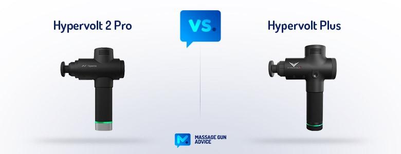 hypervolt 2 pro vs hypervolt plus