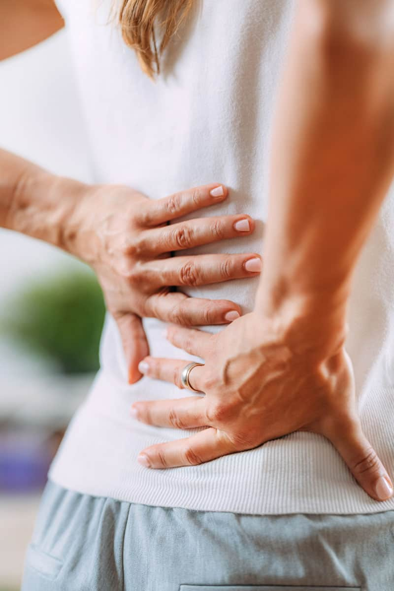 pain in lower back sciatica nerve pain